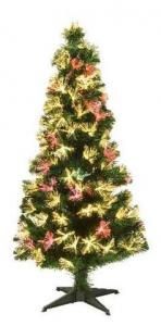 KAEMINGK Alford Fibre Optic Tree Nf, Colour: Green Size: 120Cm 129L Albero 447