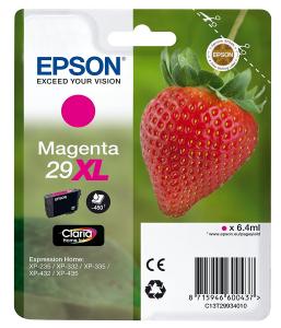 EPSON Cartuccia di inchiostro Magenta XL Claria Home 29 Fragole