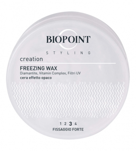 BIOPOINT Cera Vaso Freezing Forte 100 ml Pv05511 Prodotti Per capelli