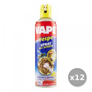 Set 12 VAPE VESPE Spray 400 ml Articoli Per insetti