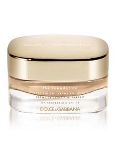 DOLCE & GABBANA Perfect Luminous Crema Y Fondotinta 110 Caramel Base Make Up