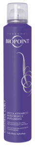 BIOPOINT Lacca Control Curly 200 ml Pv02217 Prodotto Acconciatura Capelli