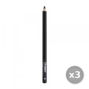 Set 3 DEBBY Eyepencil 10 Matita Occhi Make-up E Cosmetica