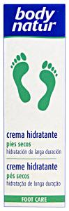 BODY NATURAL Idratante Piedi 100 ml Cura Dei Piedi