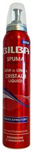 BILBA Spuma Volume Tenuta Extra Forte 200 ml - Colorante Per capelli