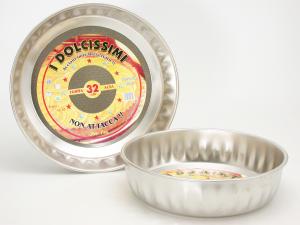 STEEL PAN Stampo dolci alto nonstick 28 Pasticceria