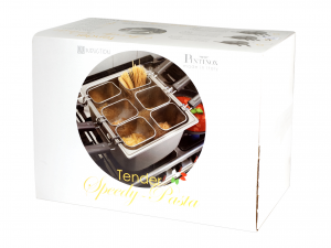 PINTI Cuocipasta Inox 4 Settori Completi utensile da cucina