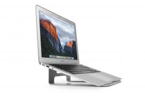 TWELVE SOUTH ParcSlope Supporto per MacBook e iPad Pro - Argento