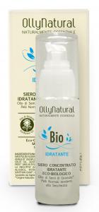 OLLYNATURAL Viso Idratante Siero Pelli Normali 50 ml Cura del viso