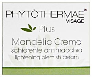 PHYTOTHERMAE Crema ACIDO MAND.Schiarente 50 ml 60098X Cura del viso