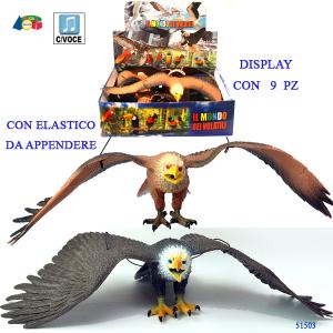 AQUILA MEDIA DA APPENDERE COL.ASS. 51503 GINMAR srl