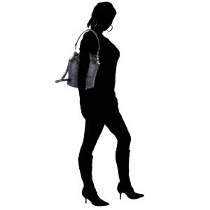 Shoulder bag Liu Jo SOFFICE AA0058 E0023 NERO