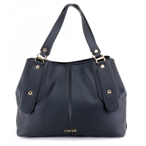 Hand and shoulder bag Liu Jo ARMONIOSA AA0043 E0086 NERO