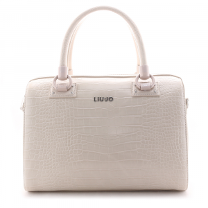 Hand and shoulder bag Liu Jo MANHATTAN AA0024 E0084 COFFEE MILK