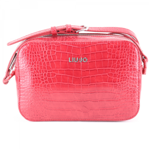 Shoulder bag Liu Jo MANHATTAN AA0092 E0084 CILIEGIA