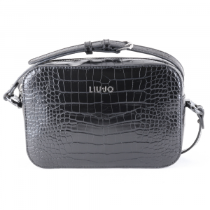 Shoulder bag Liu Jo MANHATTAN AA0092 E0084 NERO