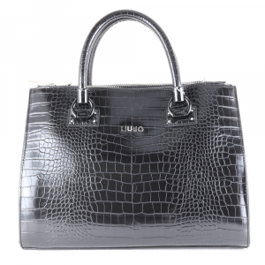 Hand and shoulder bag Liu Jo MANHATTAN AA0093 E0084 NERO