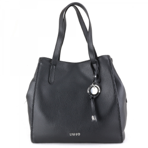 Hand and shoulder bag Liu Jo FLUIDA AA0085 E0221 NERO
