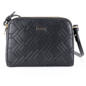 Shoulder bag Liu Jo SOFFICE AA0053 E0023 NERO