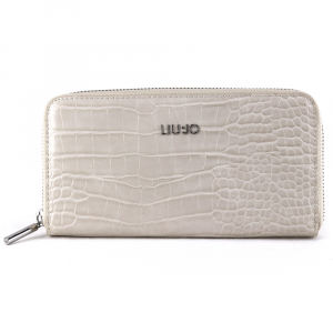 Woman wallet Liu Jo MANHATTAN AA0174 E0084 COFFEE MILK