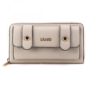 Woman wallet Liu Jo ARMONIOSA AA0096 E0086 COFFEE MILK