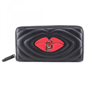 Woman wallet Liu Jo CREATIVA AA0179 E0010 NERO