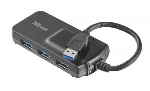 Trust Oila USB 3.0 (3.1 Gen 1) Type-A Nero