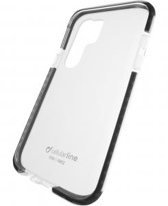 Cellularline Tetra Force Shock-Twist - P30 Pro Doppio livello di protezione contro urti e cadute Trasparente