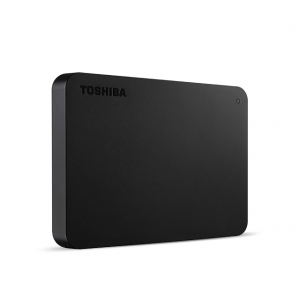 Toshiba Canvio Basics disco rigido esterno 4000 GB Nero