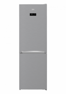 Beko RCNA366E40XB frigorifero con congelatore Libera installazione Acciaio inossidabile 324 L A+++