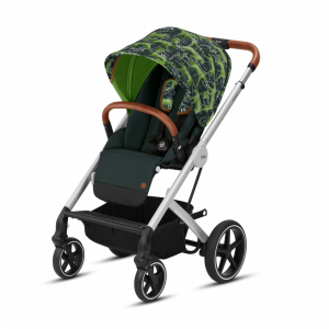 Cybex - 2 in 1 - Balios S - Respect Balios S & Cot S Fashion Collection Gold Green