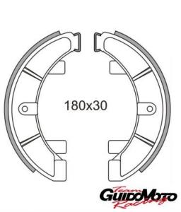 GF0155 GANASCE FRENO POSTERIORI D. 180 LAMBRO MOTOCARRO 450/500 INNOCENTI