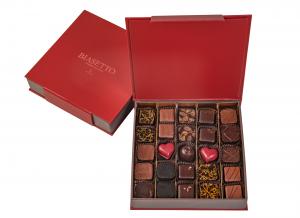 Scatola di cioccolatini assortiti 25pz