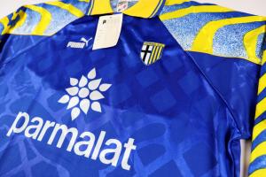 1995-97 Parma Maglia Away XL *Nuova