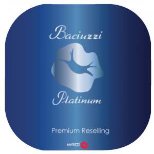 Passeggino Baciuzzi Full Optional BX ALMOND DIVE Linea Platinum