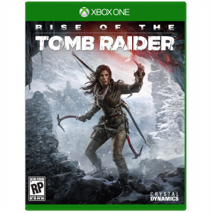 XBOX ONE - RISE OF THE TOMB RIDER