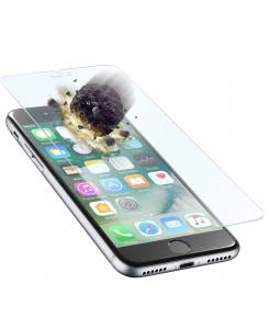 Cellularline Tetra Force Shield - iPhone 7 Plus Vetro ultra resistente e super sottile Trasparente