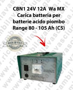 CBN1 24V 12A Wa MX carica batterie per batterie acido piombo