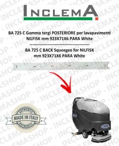 BA 725 C Gomma tergi POSTERIORE per lavapavimenti NILFISK