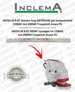 ANTEA 50 B-BT Gomma tergi ANTERIORE per lavapavimenti COMAC