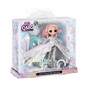 L.O.L. Surprise Top Secret Crystal Star - Winter Disco