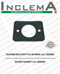 Guarnizione bocchetta ø 50 completa cod. 2502550 per aspiraliquidi MX 400