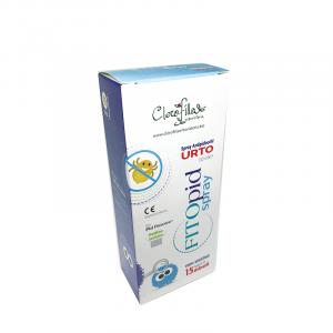 FitoPid Spray Anti Pidocchi Effetto Urto