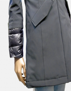 cappotto donna CHAMPION POLYFILLED JACKET