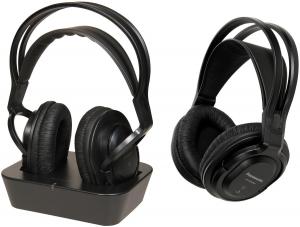 Panasonic RP-WF830WE-K headphones/headset Auricolari Padiglione auricolare Nero