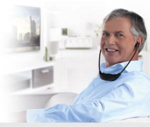 One For All HP1040 headphones/headset Cuffia Stetoscopiche Nero