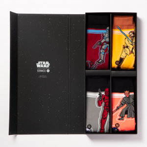 Calze Stance X Star Wars (4 Packs)