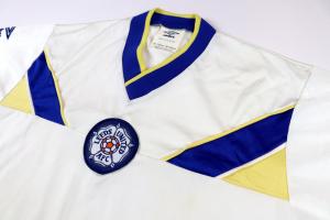 1986-88 Leeds Maglia Home M ( Top)