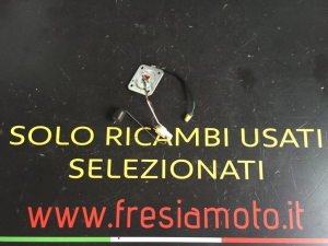 GALLEGGIANTE BENZINA USATO HONDA CB 1000 R ANNO 2008/2015