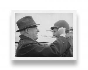 De Sica e Mastroianni, 1963